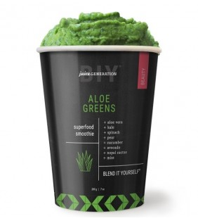 Aloe Greens  Superfood Smoothie