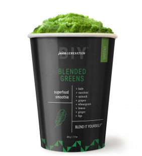 Blended Greens  Superfood Smoothie