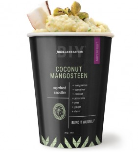 Coconut Mangosteen  Superfood Smoothie
